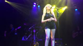 I Was Made For Loving You - Tori Kelly Where I Belong Tour Anaheim