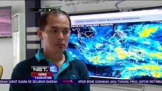BMKG Prediksi Cuaca Ekstrem Akan Melanda Sampai Maret  NET12