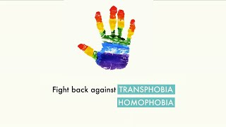 #LGBTSpeakOut: Fight Back Against Homophobia and Transphobia
