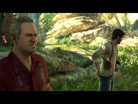 Видео № 1 из игры Uncharted: Drake's Fortune [PS3]