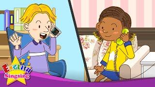 [Điện thoại Conversations] Tôi có thể nói chuyện với Kate? Tôi sẽ gọi lại sau.