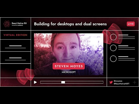 Image thumbnail for talk Building For Desktops And Dual Screens