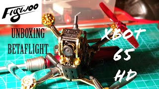 "#flywoo #xbot65 #fpv #toothpick #bnf #runcam Split 3 Nano ..""unboxing et configuartion #bethaflight"
