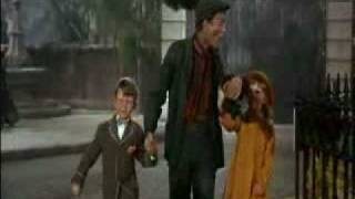 Chim Chim Cher-ee - Mary Poppins (Dick Van Dyke)