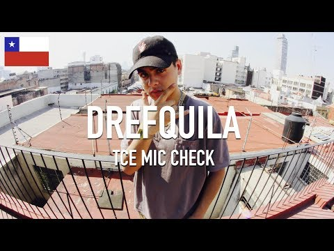 DrefQuila - Untitled [ TCE Mic Check ]