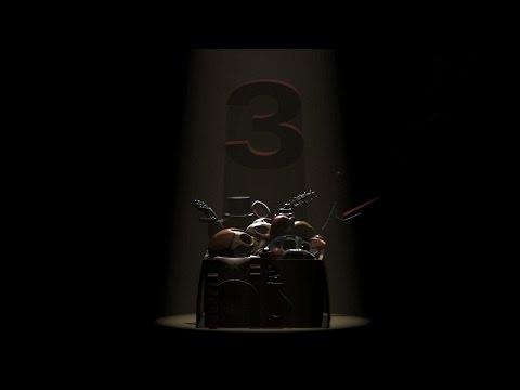Five Nights at Freddy's 3 Nuevo TEASER | La Nueva Imagen De Scott Cawthon