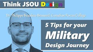 Philippe Beaulieu-B. - 5 Tips