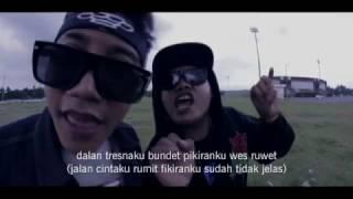 PENDHOZA - SABAR KELARA LARA (LIRIK VIDEO) ORIGINAL