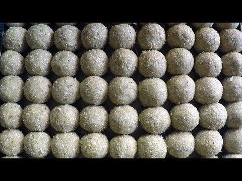 Healthy And Tasty Nuvvula Laddu - Sesame Seeds And Jaggery Sweet