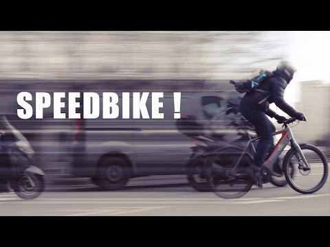 Attention Speebike ! Stromer ST2 S, la fusée