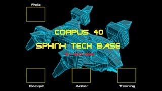 War Commander - Corpus (40) Sphinx Tech Base. Best Way