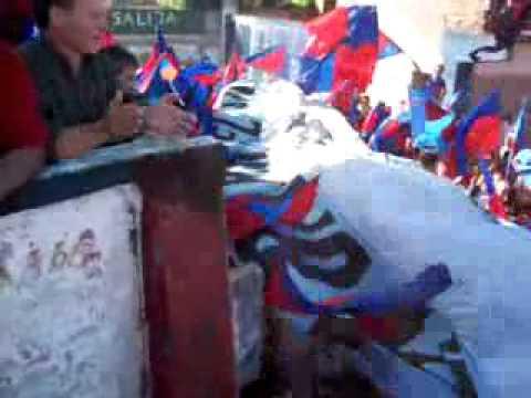 """""""TIGRE 1 CHACARITA 0 CL 2006 [PREVIA DE LA BARRA DEL MATADOR]"""" Barra: La Barra Del Matador • Club: Tigre"""