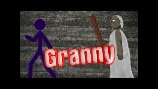 Рисуем Мультфильмы 2 Granny серия #1