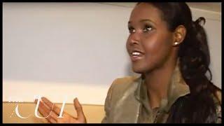Off The Runway: Iman & Ubah - YouTube