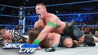 To earn his way into the WWE Title Match at WWE Fastlane and get back on the Road to WrestleMania, John Cena must defeat WWE Champion AJ Styles. Get your first month of WWE Network for FREE: http://wwenetwork.com Subscribe to WWE on YouTube: http://bit.ly/1i64OdT Visit WWE.com: http://goo.gl/akf0J4 Must-See WWE videos on YouTube: https://goo.gl/QmhBof