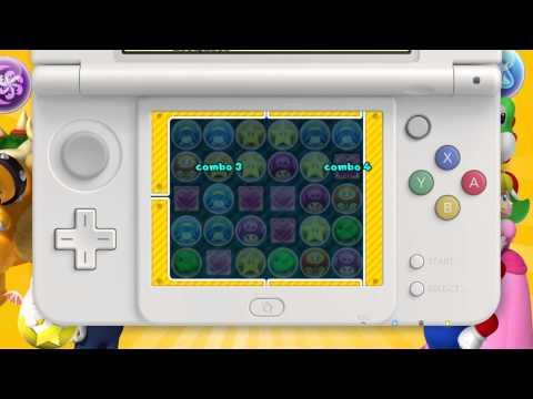 Oznámen Puzzle & Dragons: Super Mario Bros. Edition pro 3DS