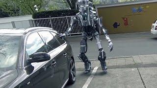 ULTIMATE BLENDER ROBOT VFX VIDEO