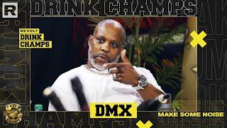 DMX On New Album Ft. Pop Smoke & Griselda VERZUZ Aaliyah Prince & More | Drink Champs