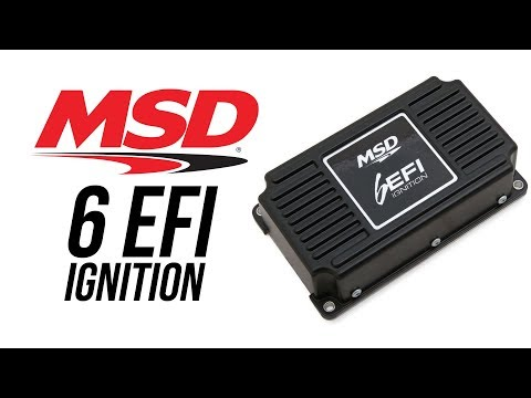 MSD 6 EFI Ignition Control