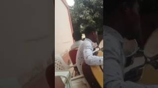 Leno Brontas Tocando Ritmo De Kizomba (Don Kikas Pura Sedução)