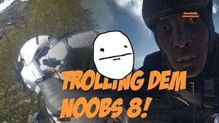 Battlefield 4 - Trolling dem Noobs 8