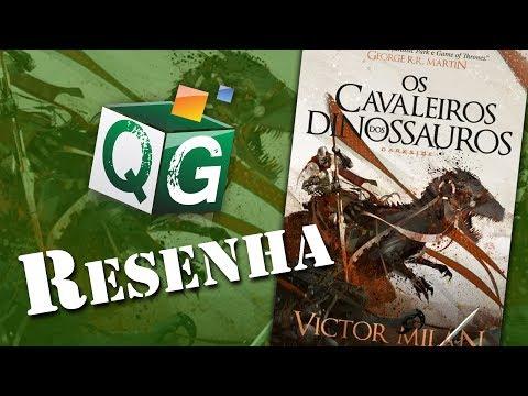 Resenha: Os Cavaleiros dos Dinossauros