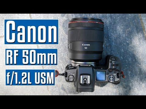 Dieses Objektiv schlägt alle! Canon RF 50mm 1.2L USM vs EF 50mm 1.8 STM | review auf deutsch