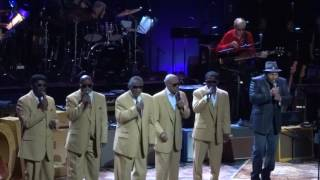 "Blind Boys of Alabama, Aaron Neville ""People Get Ready"""