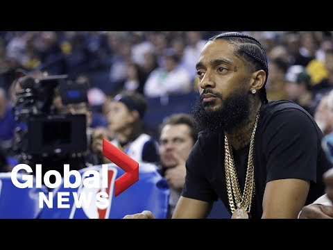 LAPD updates investigation into murder of rapper Nipsey Hussle
