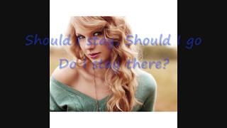 Taylor Swift Dizzy Official Music Video Lyrics