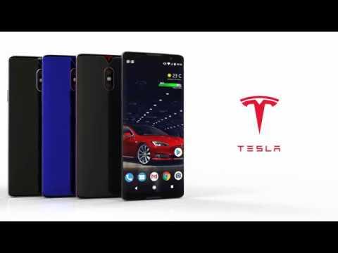 E se Tesla producesse un proprio smartphone?