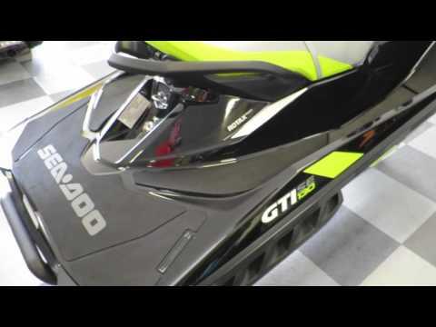 2016 Seadoo GTI SE 130 Review Jet Ski