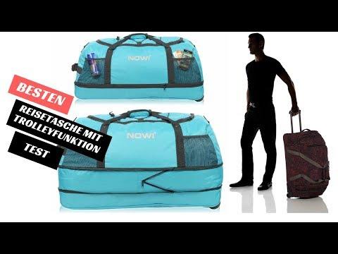 Die Besten Reisetasche mit Trolleyfunktion Test 2019