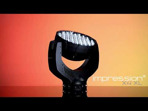 impression X4 XL Product Video