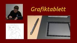 Ein Grafiktablett nutzen