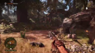 Farcry primal random game play