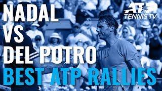 Rafa Nadal vs Juan Martin del Potro: Best Ever ATP Rallies