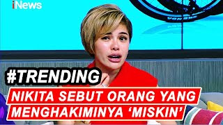 Sering Dihujat, Nikita Mirzani: Orang-orang yang Mengahikim Itu Miskin! Part 1B - HPS 16/10