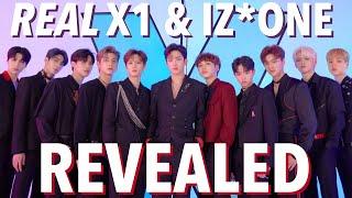 Korean Court Reveals REAL IZ*ONE & X1 Members