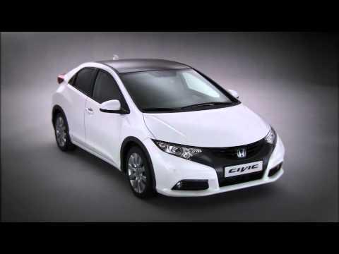 Honda Civic 5d Хетчбек класса C - рекламное видео 3