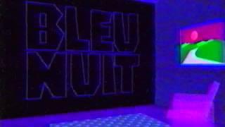1990 TQS   Bleu Nuit Avertissement