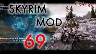 Skyrim: Обзор модов #69 - Jaxonz Renamer, Extended UI, The Huntsman, DCR Blade Set | GKalian
