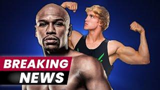 Floyd Mayweather v Logan Paul - Farce or Genius?   Breaking News
