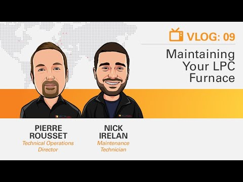 Vlog 9 - Maintaining Your LPC Furnace