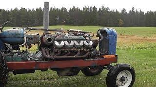 Big Turbo Tractors