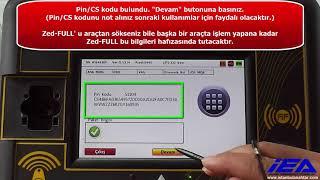 """VW POLO 2015"" UDS MQB SİSTEM  ANAHTAR PROGRAMLAMA"