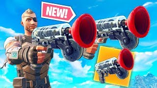 *NEW* GRAPPLER GUN *GAMEPLAY* | Fortnite Funny and Best Moments Ep.221 (Fortnite Battle Royale)