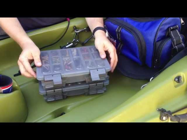 Fishing Tips: Rick's Kayak Mods