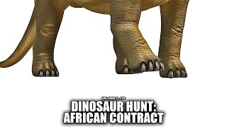 DXFan619 Plays - Dinosaur Hunt: Africa Contract (Top 10 Worst Games Of 2015, Here We Come!)