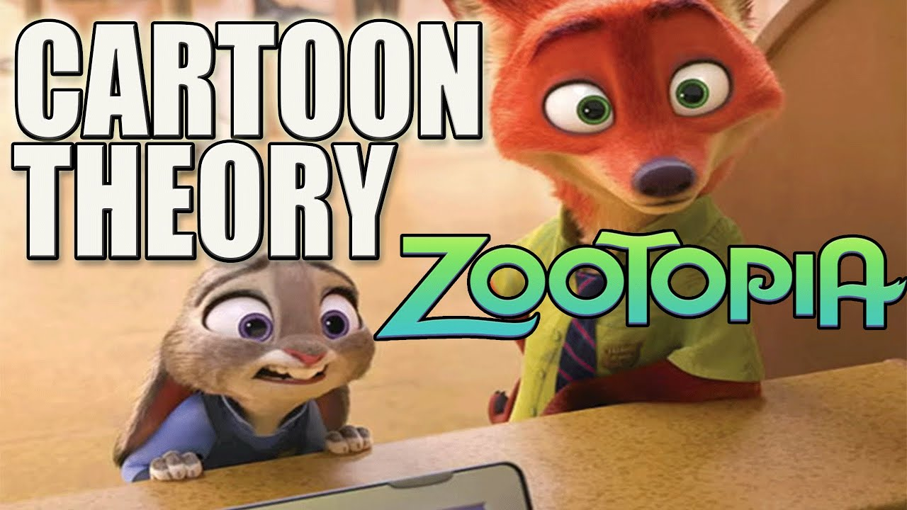 The Secret Behind Zootopia and Disneyland (by KMACK TIME)